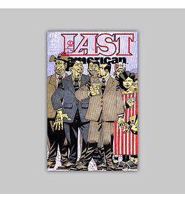 The Last American 3 1991