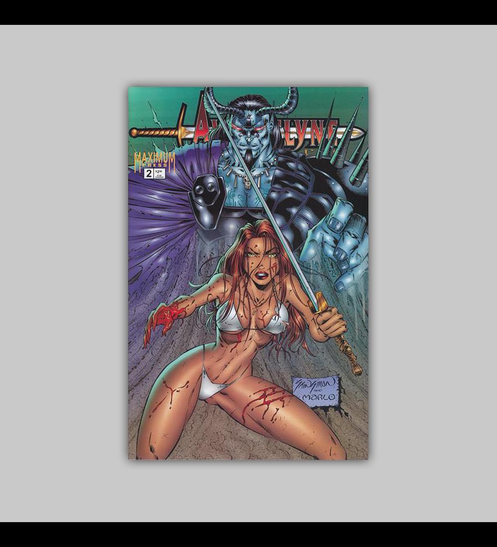Avengelyne: Power 2 1995