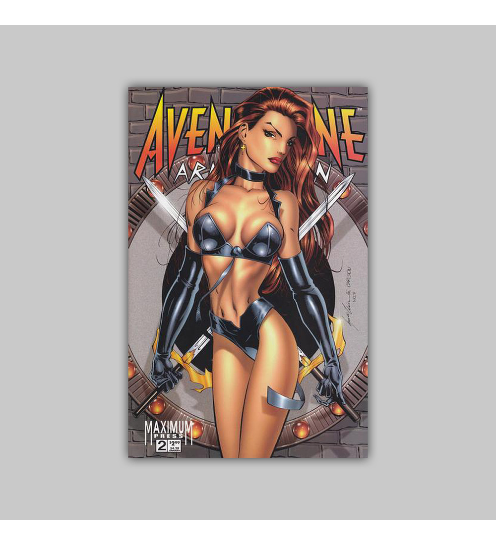 Avengelyne: Armageddon 2 1997