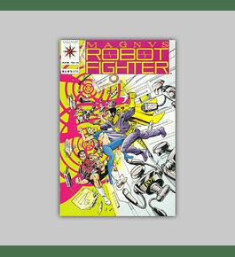 Magnus: Robot Fighter 11 1992