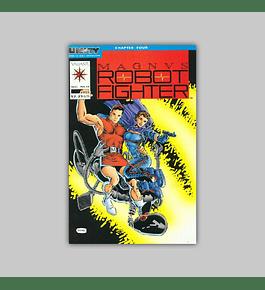 Magnus: Robot Fighter 15 1992