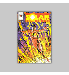 Solar, Man of the Atom 18 1993