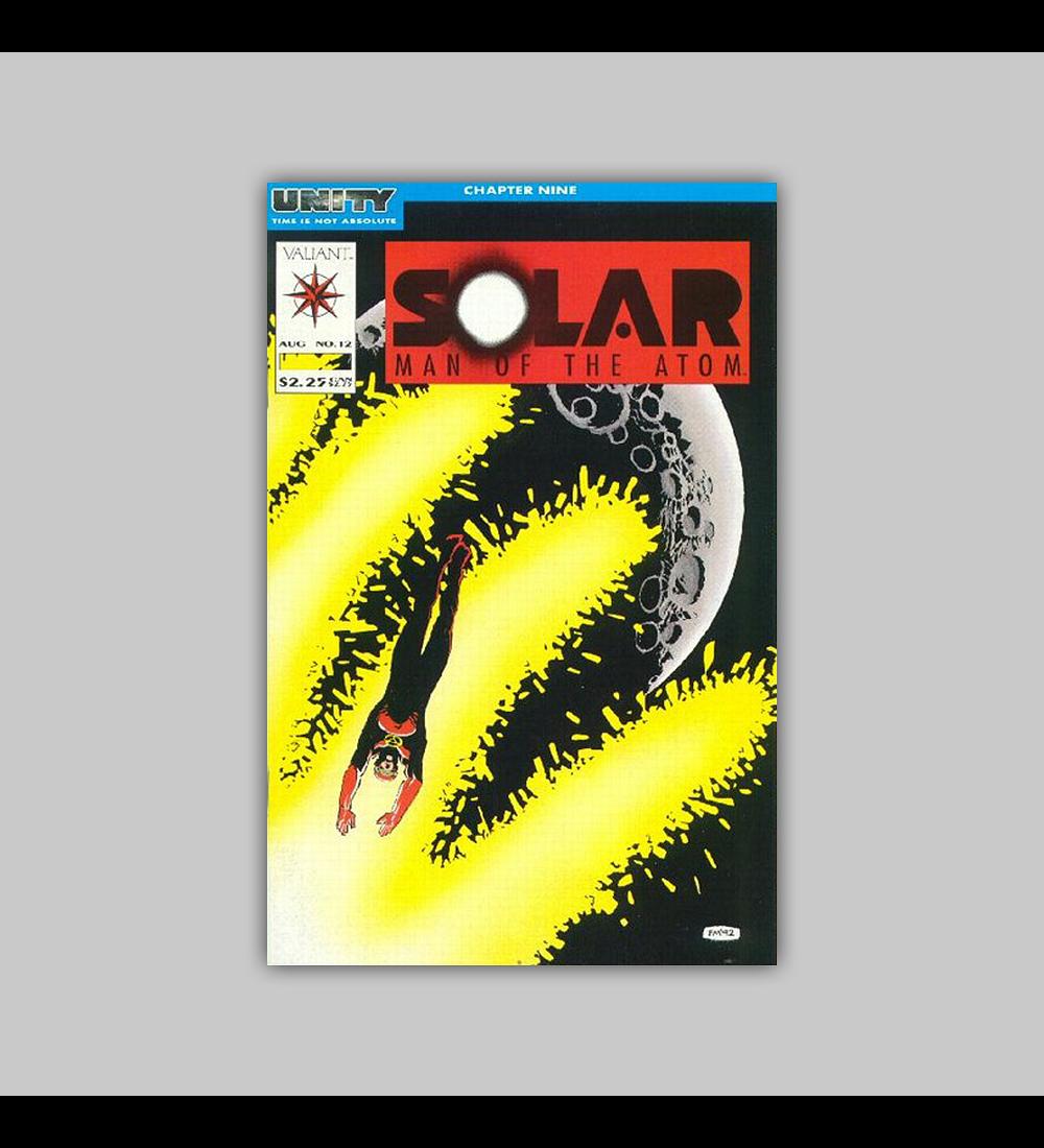 Solar, Man of the Atom 12 1992