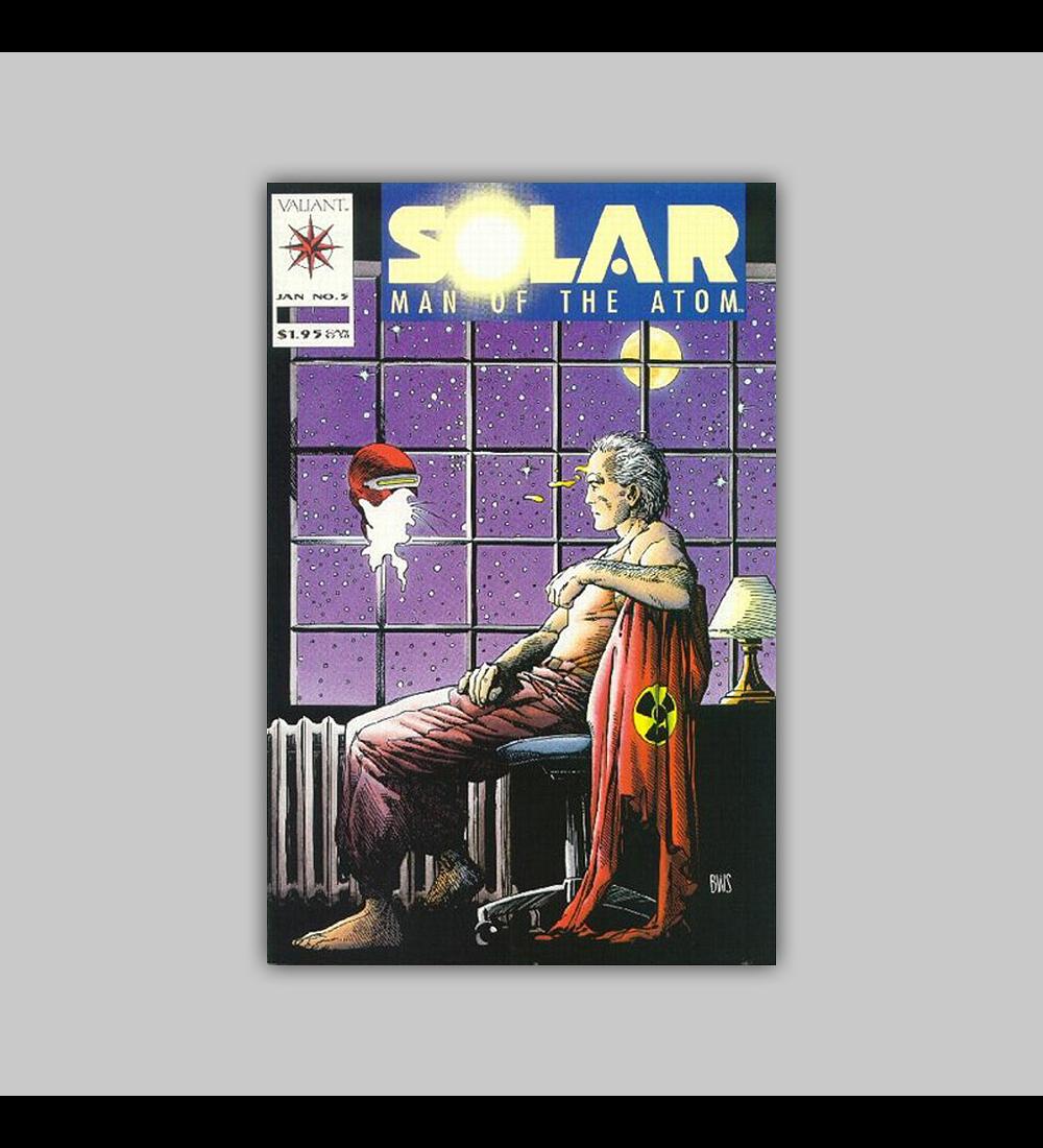 Solar, Man of the Atom 5 1992