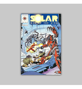 Solar, Man of the Atom 6 1992