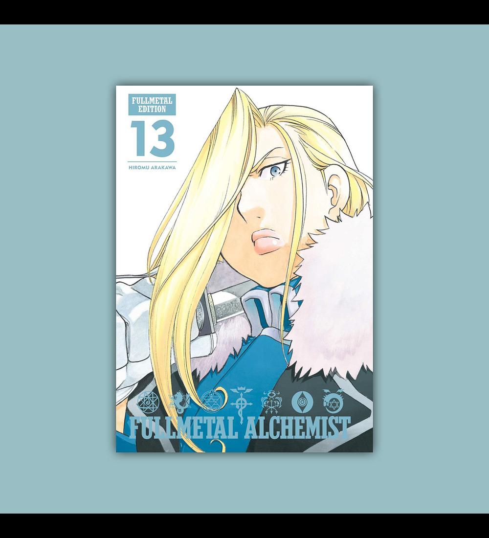 Fullmetal Alchemist: Fullmetal Edition Vol. 13 HC 2021
