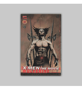X-Men the Movie Prequel: Wolverine B