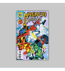 Magneto and the Magnetic Men 1 1996