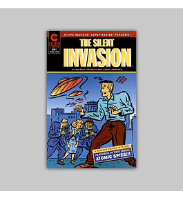 Silent Invasion (complete limited series) 1996
