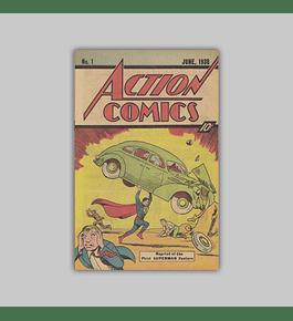 Action Comics 1 Reprint 1976