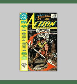 Action Comics Annual 2 1989