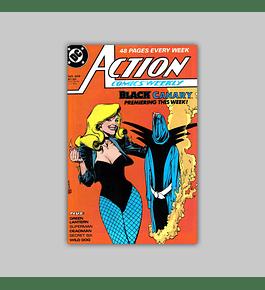 Action Comics 609 1988
