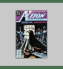 Action Comics 607 1988