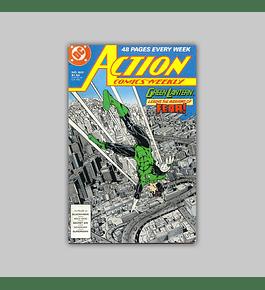 Action Comics 602 1988