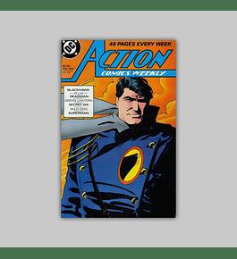 Action Comics 603 1988