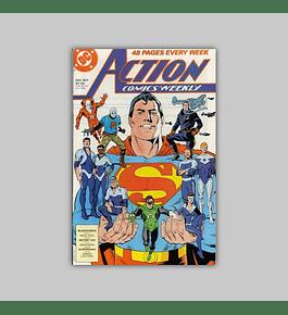 Action Comics 601 1988