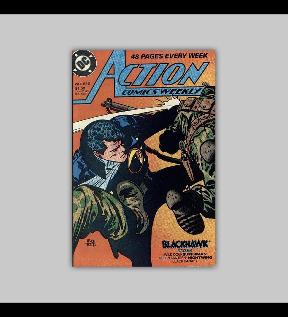 Action Comics 616 1988