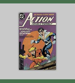 Action Comics 618 1988