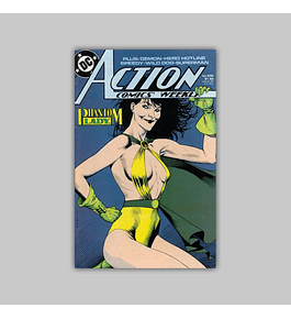 Action Comics 639 1989