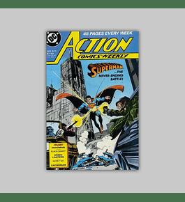 Action Comics 611 1988