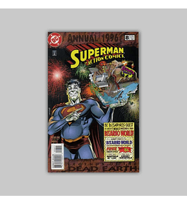 Action Comics Annual 8 1996