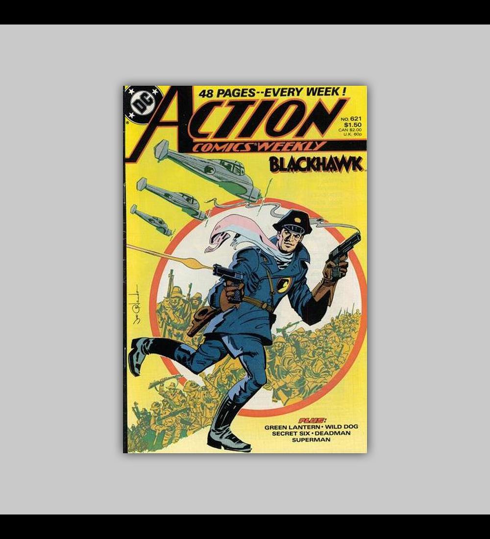 Action Comics 621 1988