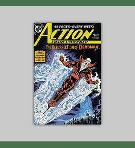 Action Comics 619 1988