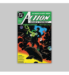 Action Comics 614 1988