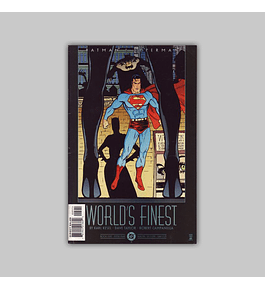 Batman & Superman: World's Finest 5 1999
