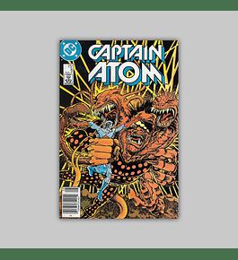 Captain Atom 6 1987