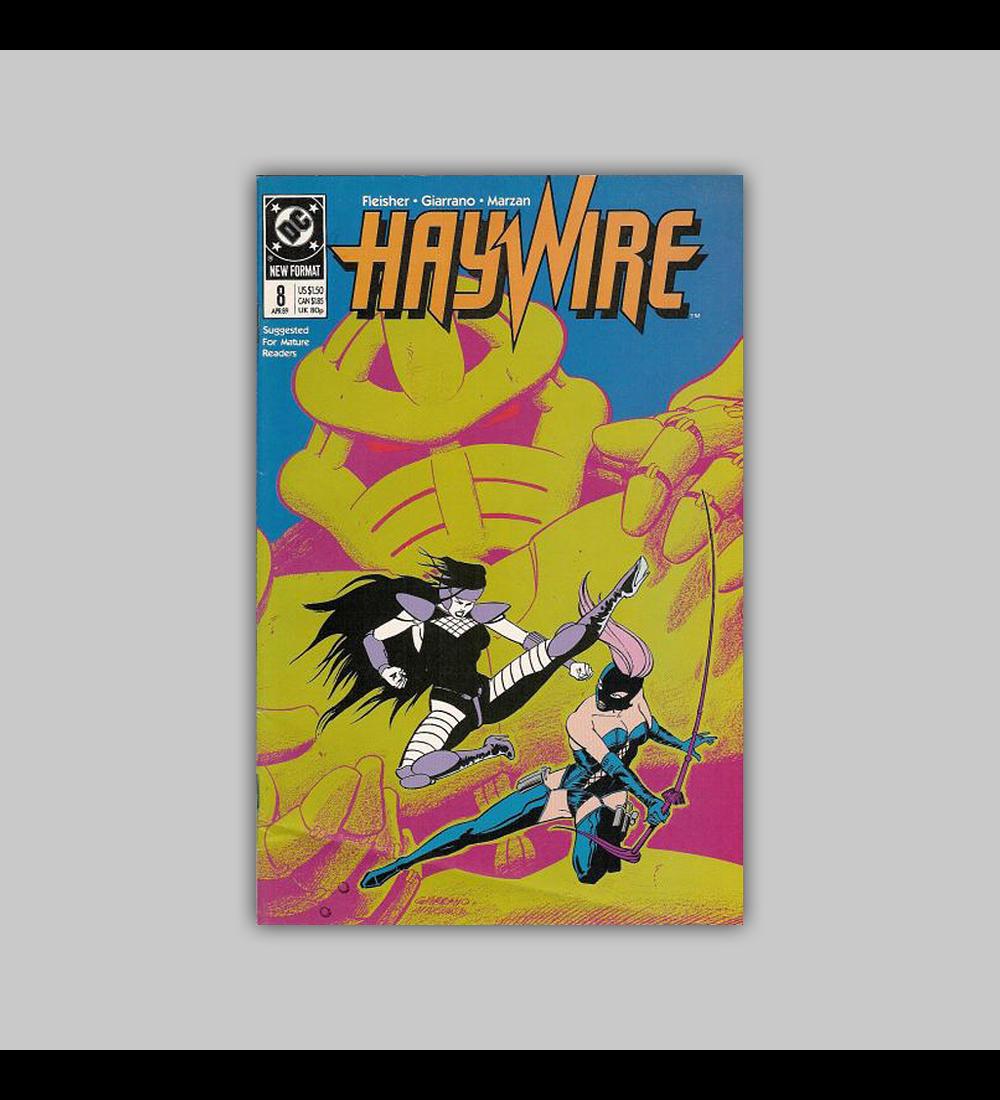 Haywire 8 1989