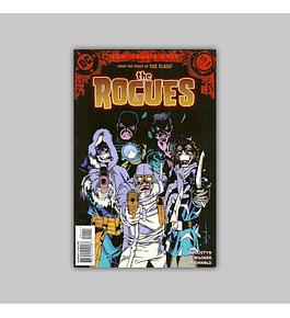 New Year's Evil: The Rogues 1 VF (8.0) 1998