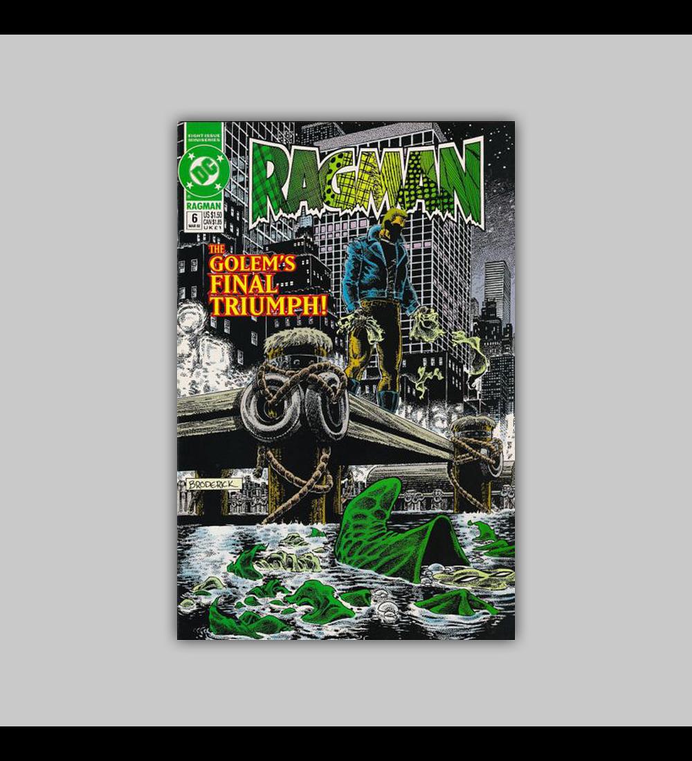 Ragman 6 1992
