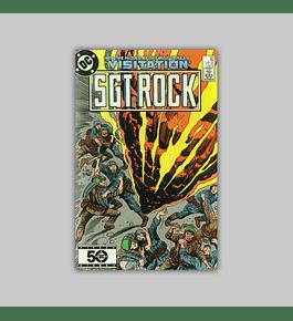Sgt. Rock 401 VF+ (8.5) 1985