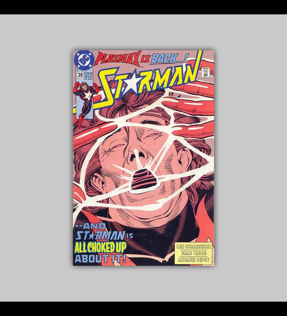 Starman 39 1991