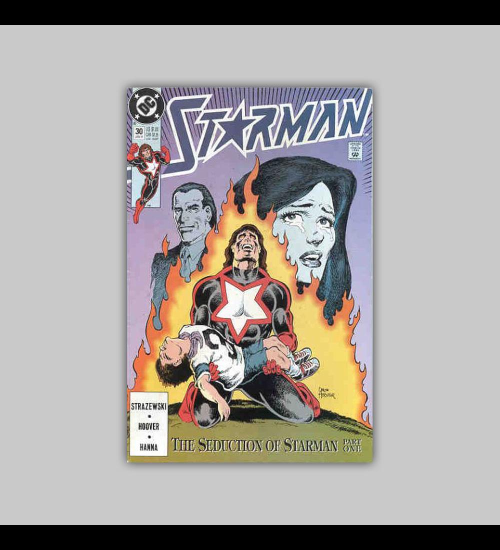 Starman 30 1991