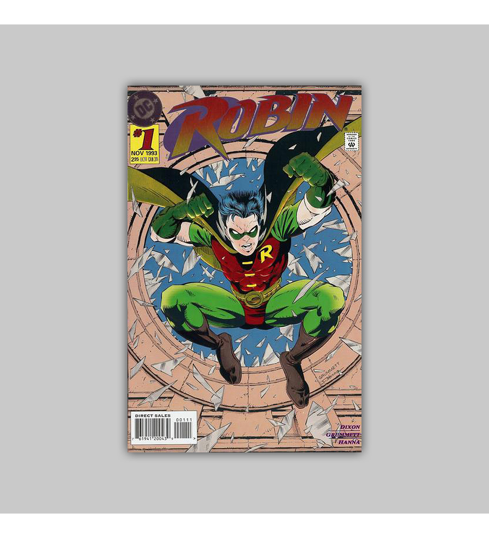 Robin 1 Foil 1993