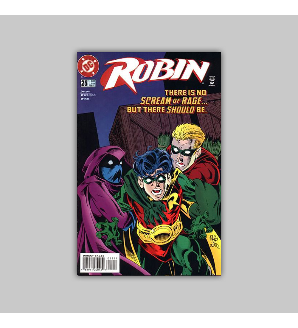 Robin 25 1996