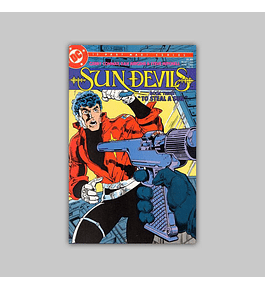 Sun Devils 9 1985