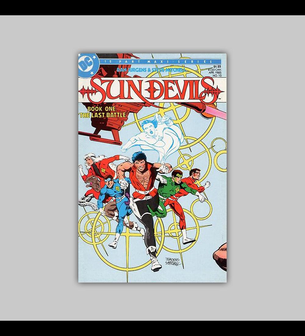 Sun Devils 10 1985