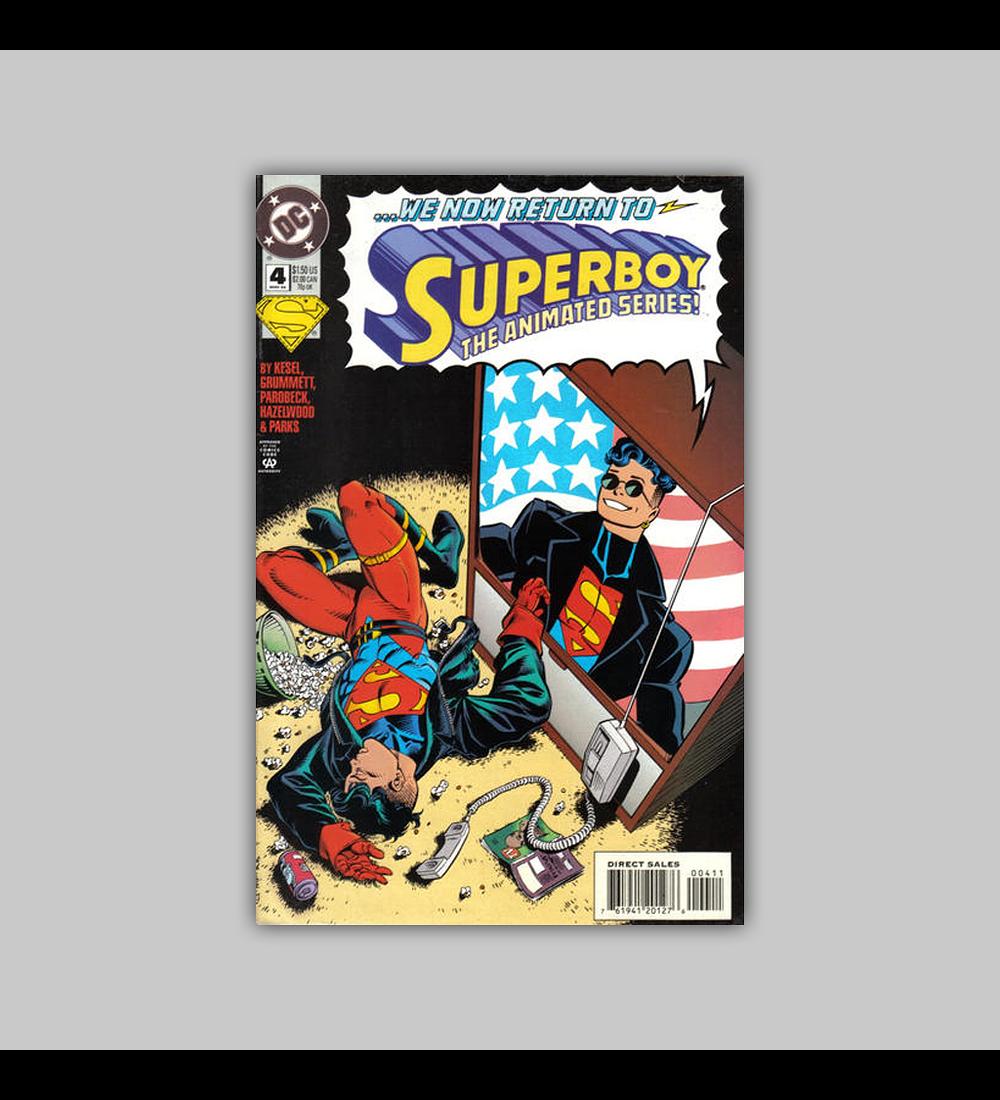 Superboy (Vol. 3) 4 1994
