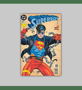 Superboy (Vol. 3) 17 1995