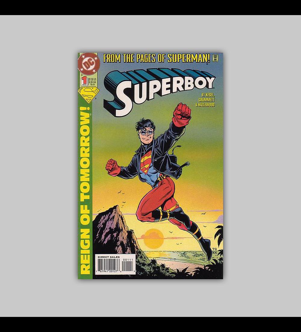Superboy (Vol. 3) 1 1994