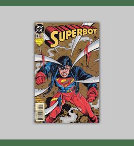 Superboy (Vol. 3) 5 1994