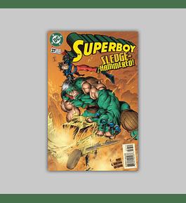 Superboy (Vol. 3) 37 1997