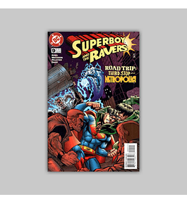 Superboy and the Ravers 9 1997