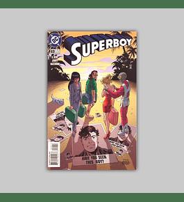 Superboy (Vol. 3) 49 1998