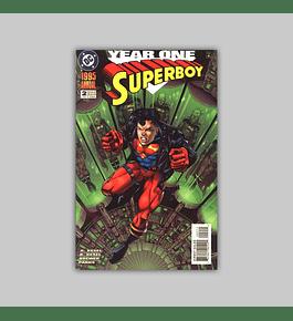 Superboy Annual 2 1995