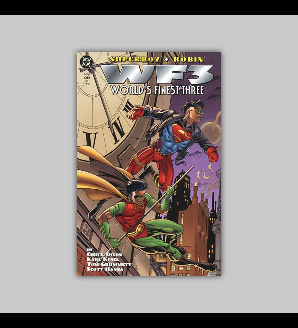Superboy/Robin: World's Finest Three 1 1996