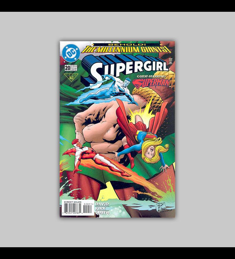 Supergirl 20 1998